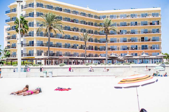 El-Cid-Hotel-außen